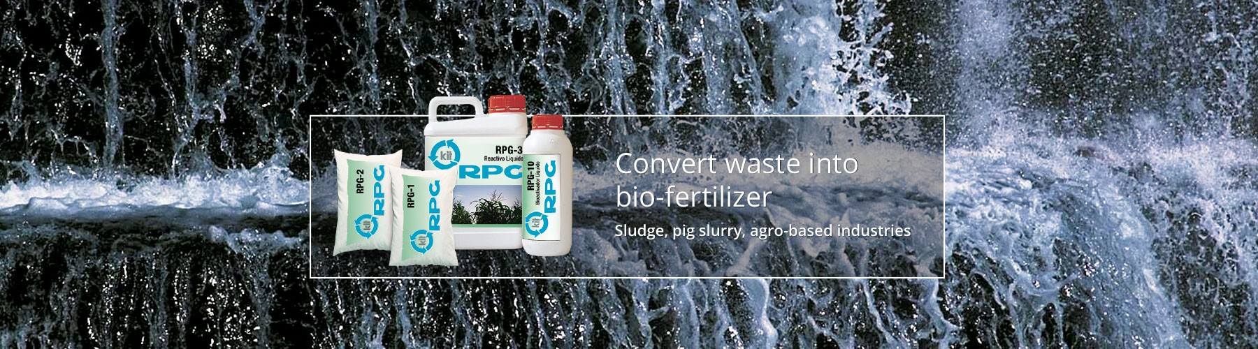 Convert waste into bio-fertilizer